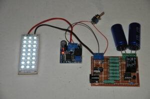 Super Capacitor Flashlight