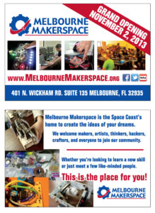 Makerspace Grand Opening