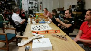 Makers Love Board Games Too!