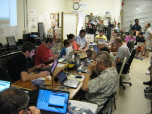 Arduino Classes Off to a Great Start!