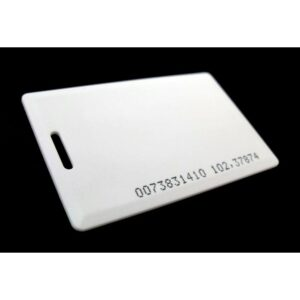 RFID Card Switch-Over
