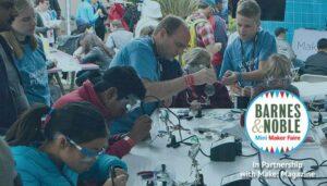 Barnes & Noble Mini Maker Faire Nov 6 – 8