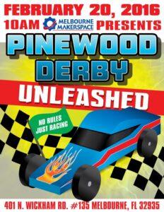 Pinewood Derby Unleashed Race Recap
