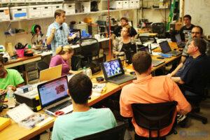 Arduino Bootcamp: Day One