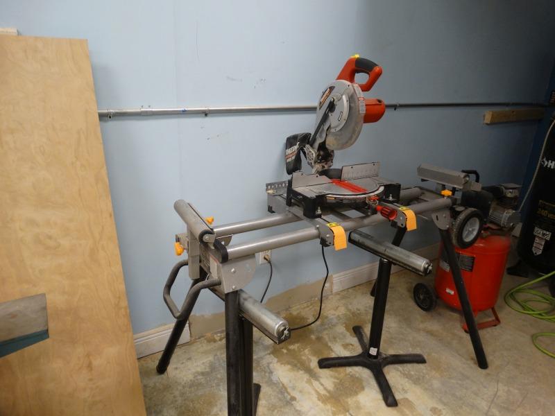 Wood Chop Saw