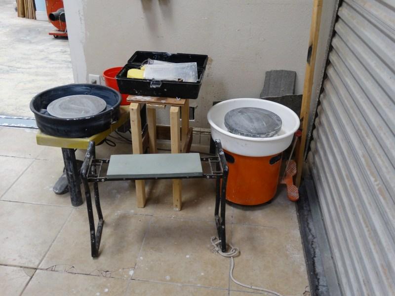 Pottery Wheels-2