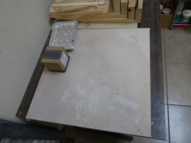 Wedging Table